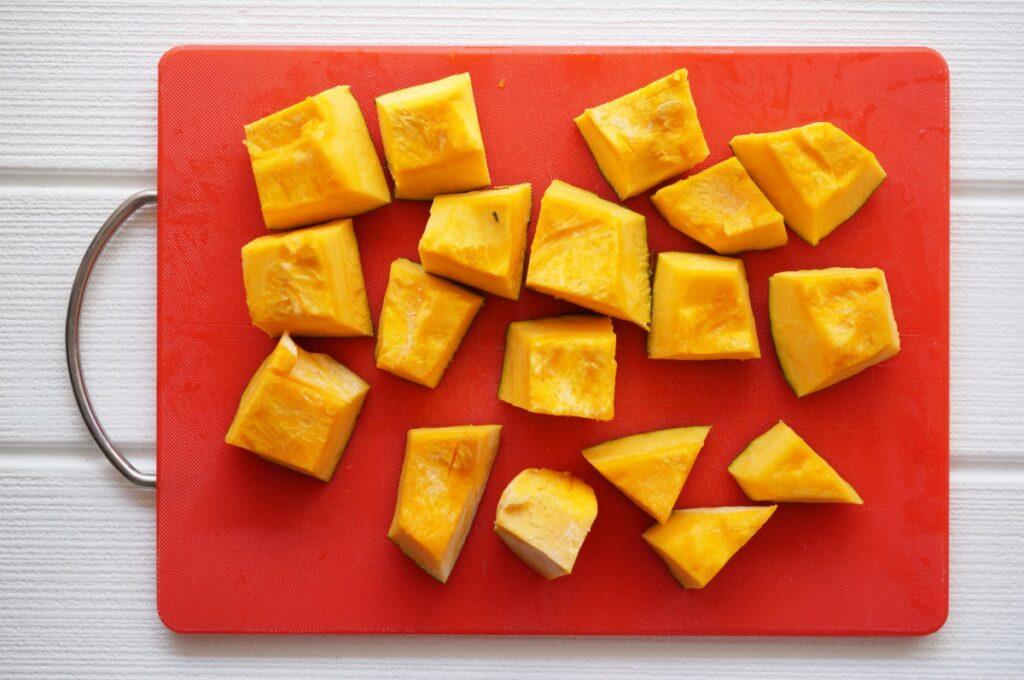 かぼちゃ冷凍保存方法