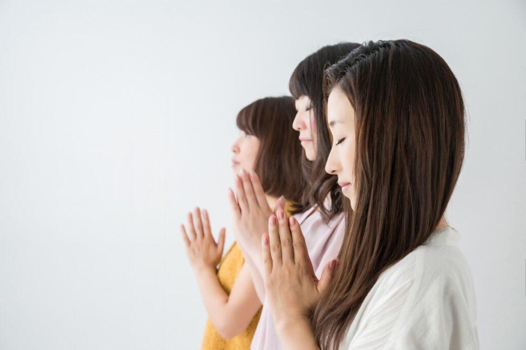 吉方位の神社参拝にて気をつけたいこと