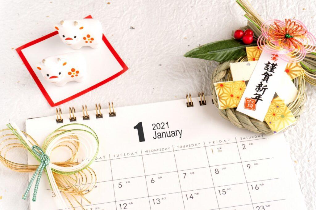 2021年九星別の初詣方位 正月三が日の吉方位とは?