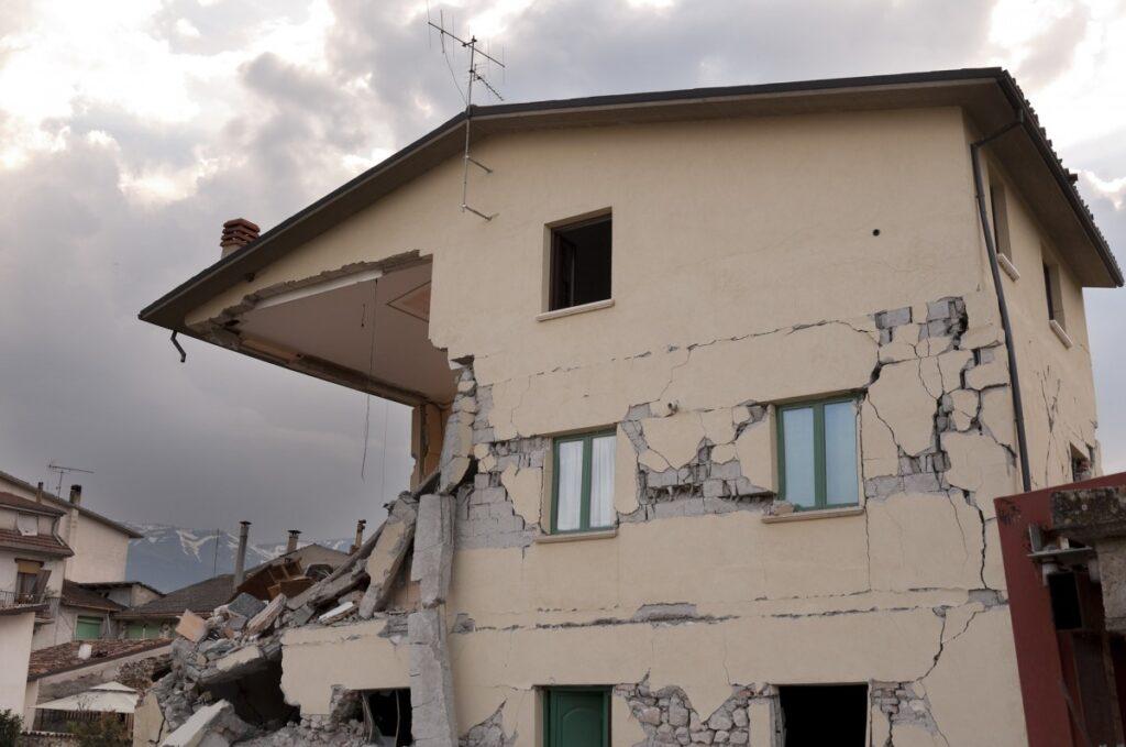 地震対策してますか?